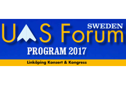 Exhibiting at UAS Forum, Oct 3-4, Linköping, Sweden