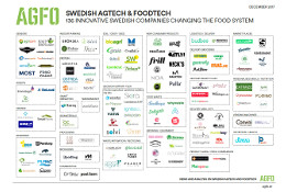 Innovative Swedish Companies